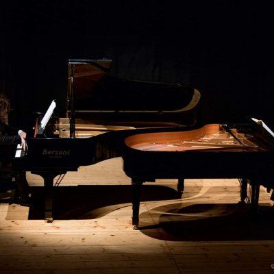CUCCU 2 PIANOFORTI GRADARA